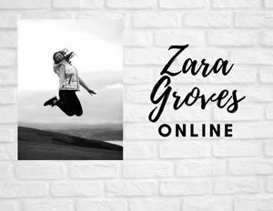 Zara Groves fitness
